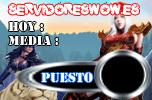!¡! SERVIDORES WOW !¡! - Los mejores servidores españoles de World of Warcraft -